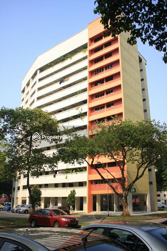 536 Jurong West Street 52 #0