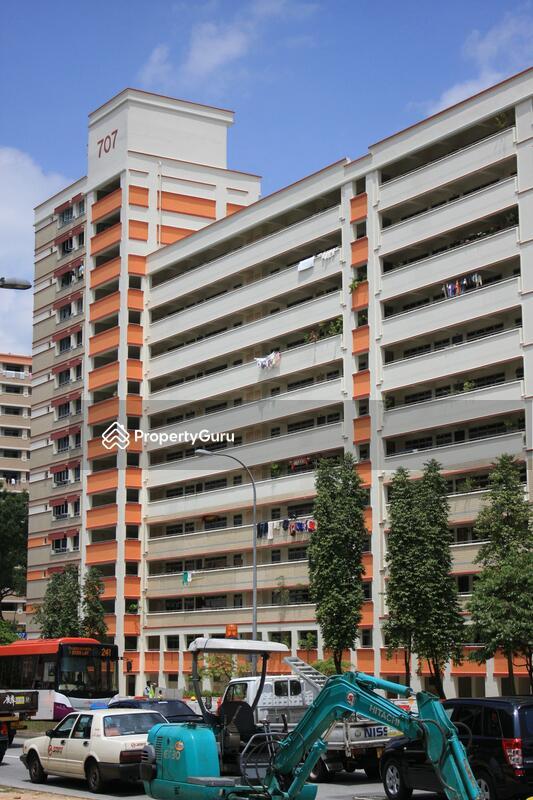 707 Jurong West Street 71 #0