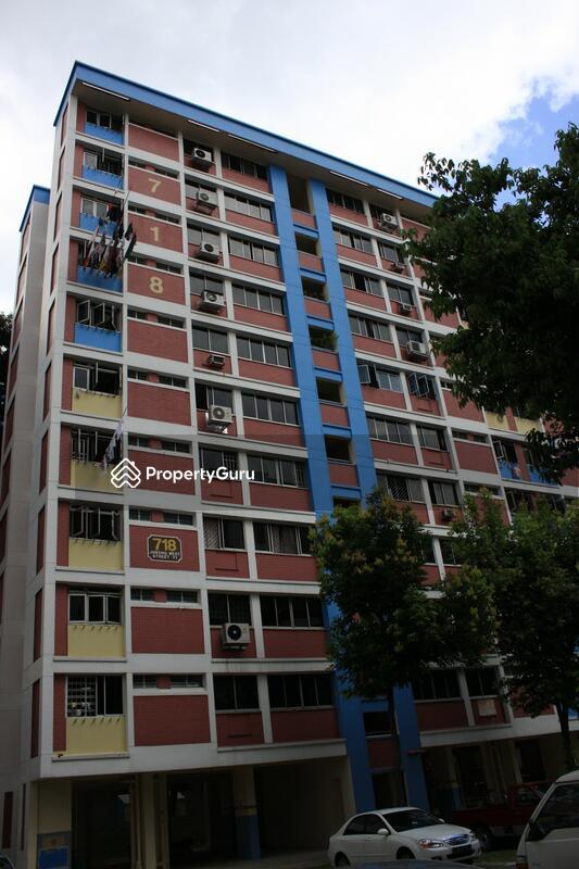 718 Jurong West Street 71 #0