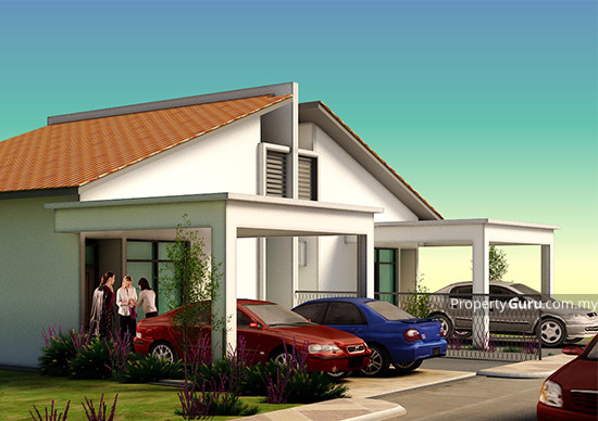 Residensi Padang Meha #111826632