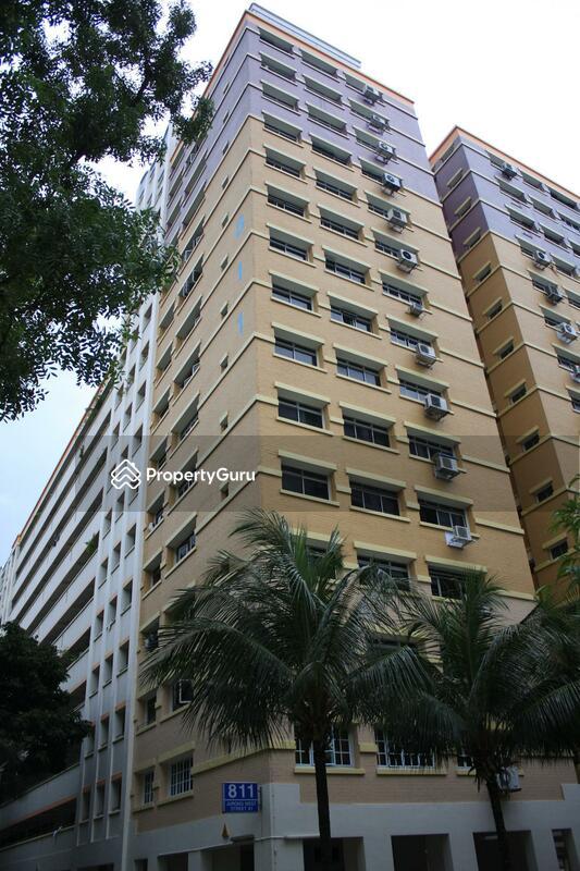 811 Jurong West Street 81 #0