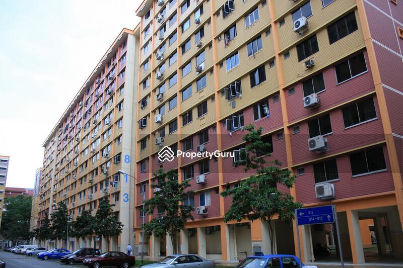 813 Jurong West Street 81 #0