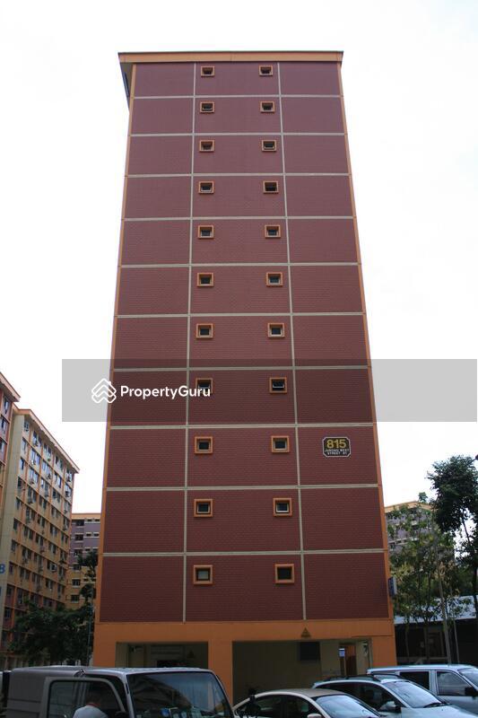 815 Jurong West Street 81 #0