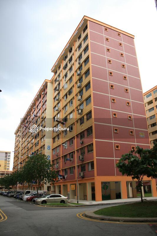 823 Jurong West Street 81 #0