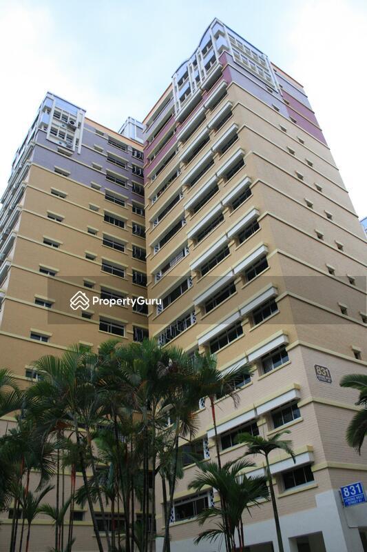 831 Jurong West Street 81 #0