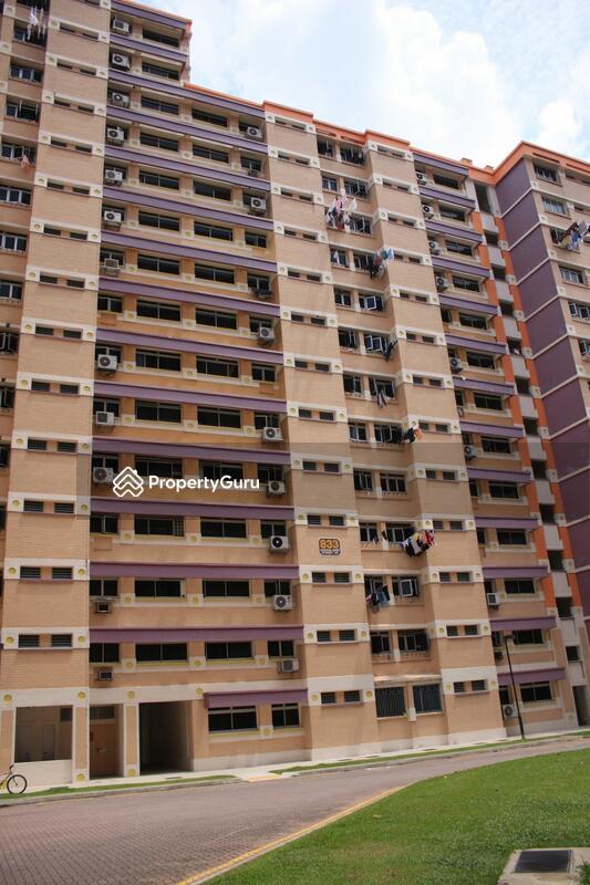 833 Jurong West Street 81 #0