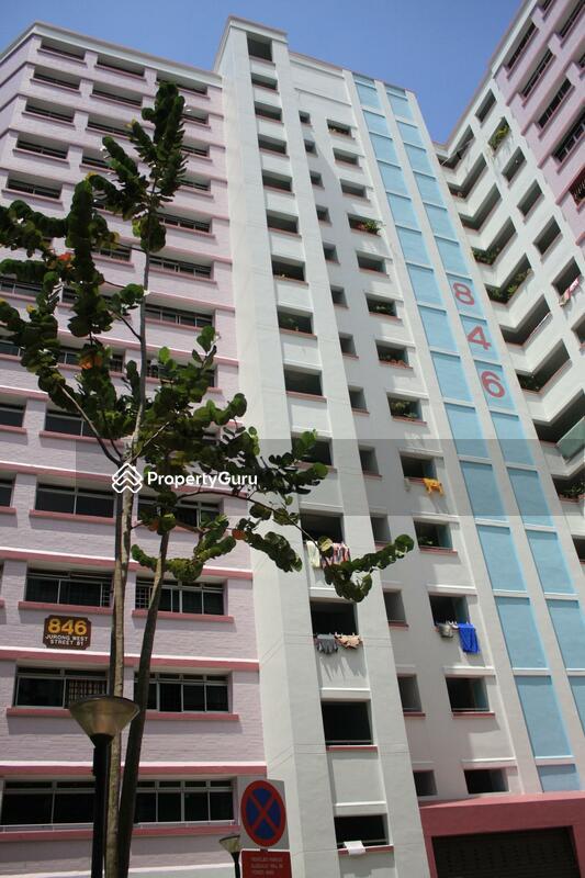 846 Jurong West Street 81 #0