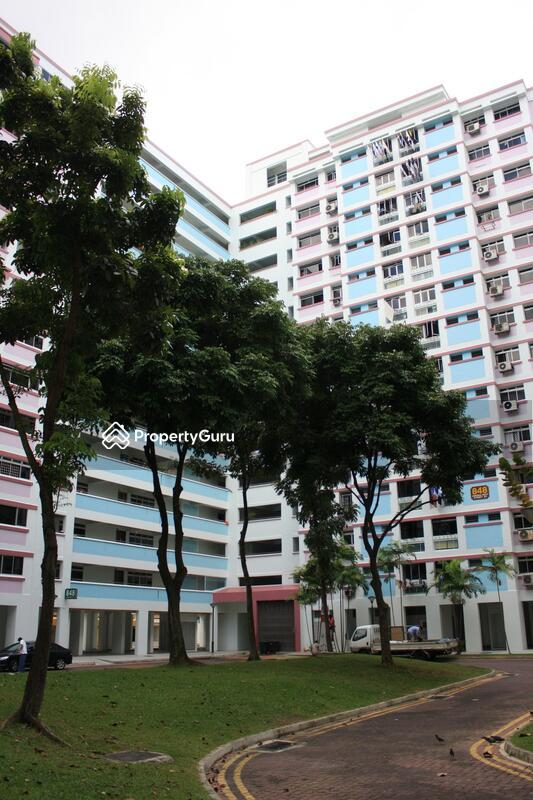 848 Jurong West Street 81 #0