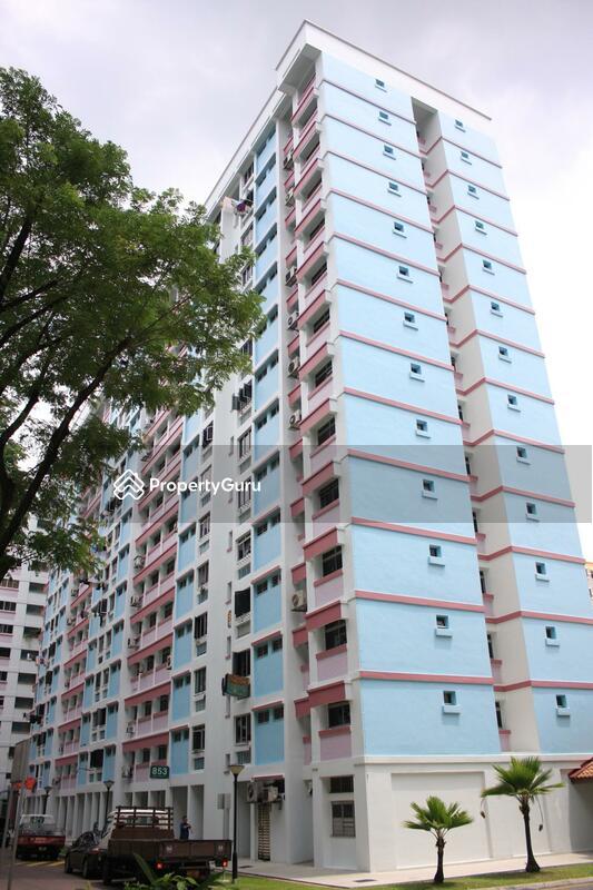 853 Jurong West Street 81 #0
