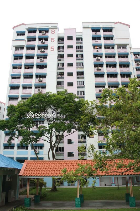 855 Jurong West Street 81 #0