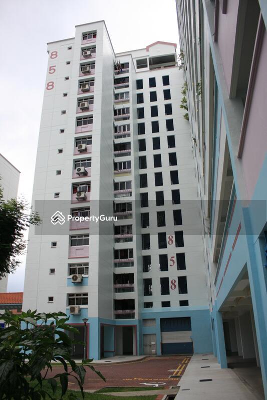 858 Jurong West Street 81 #0