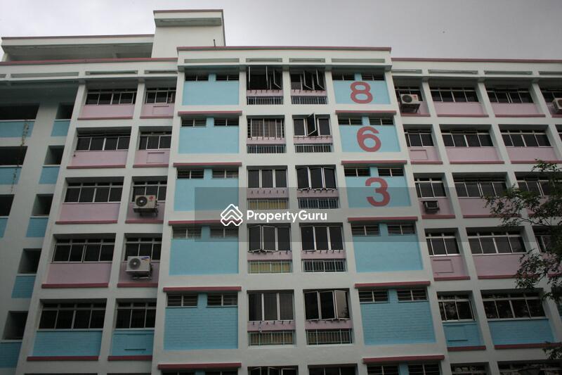 863 Jurong West Street 81 #0