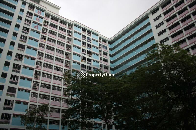 864 Jurong West Street 81 #0