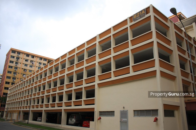 821A Jurong West Street 81 #0