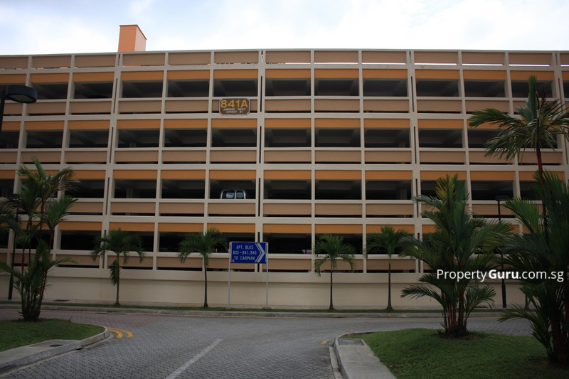 841A Jurong West Street 81 #0