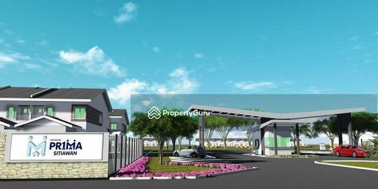 Residensi Sitiawan #113762138