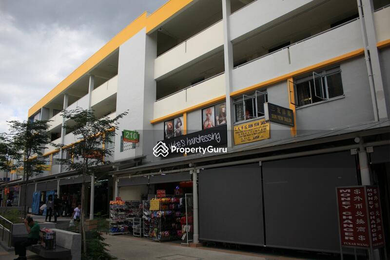 210 New Upper Changi Road #0