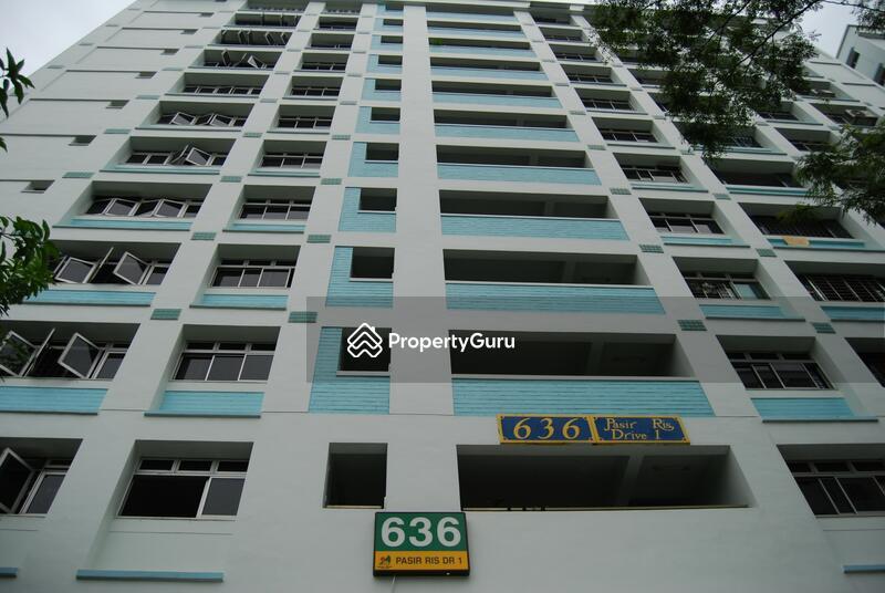 636 Pasir Ris Drive 1 #0