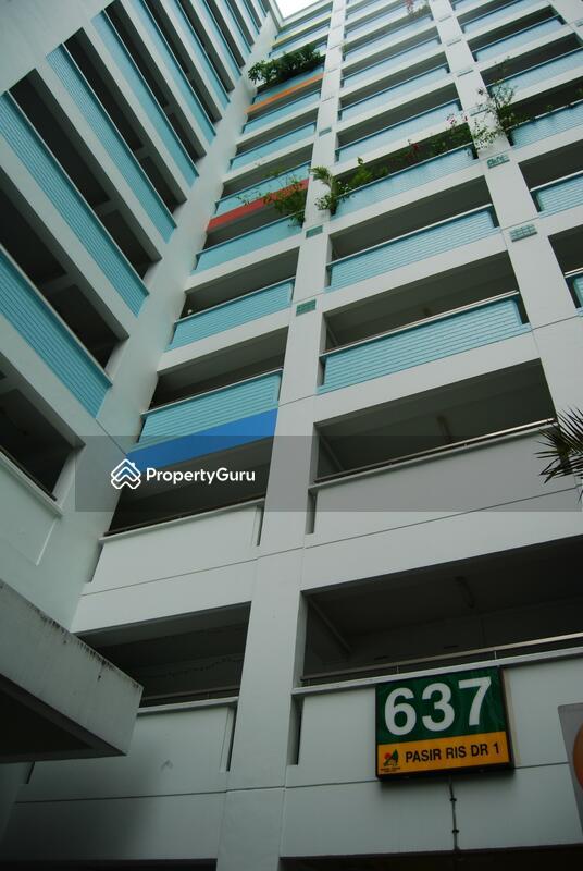 637 Pasir Ris Drive 1 #0