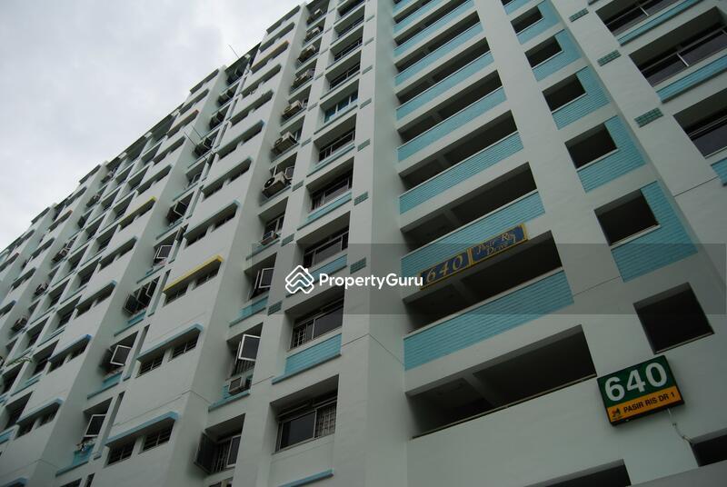 640 Pasir Ris Drive 1 #0