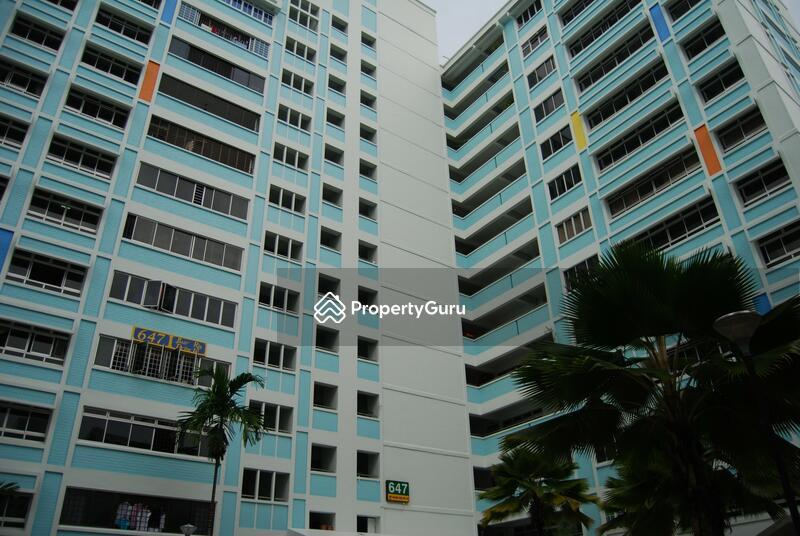 647 Pasir Ris Drive 10 #0