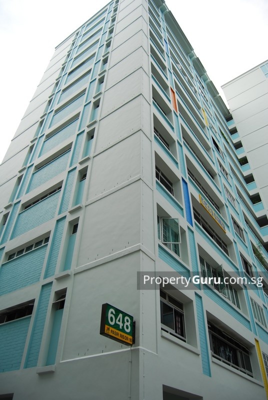 648 Pasir Ris Drive 10 #0