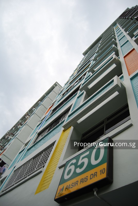 650 Pasir Ris Drive 10 #0