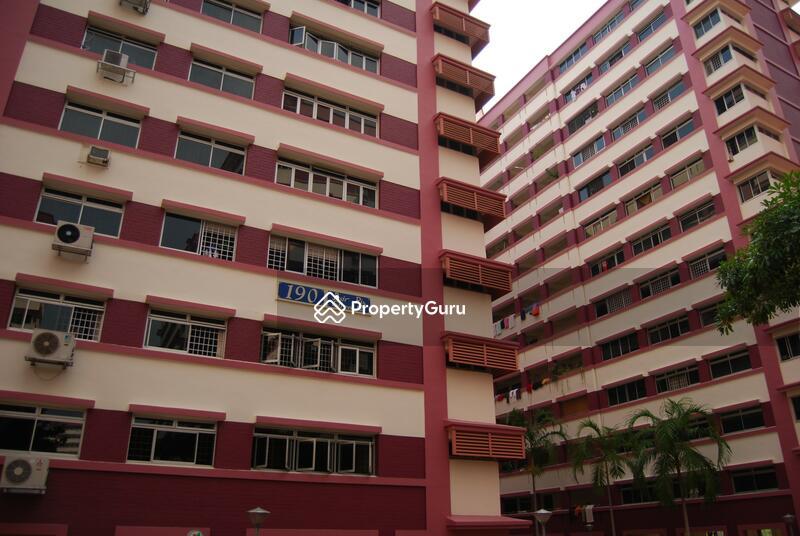 190 Pasir Ris Street 12 #0