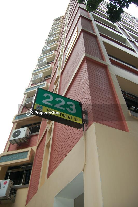 223 Pasir Ris Street 21 #0