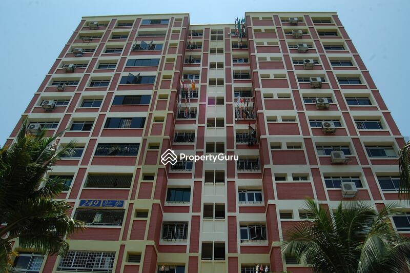 249 Pasir Ris Street 21 #0