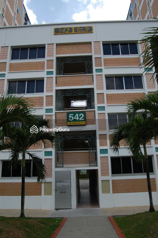 542 Pasir Ris Street 51 #0