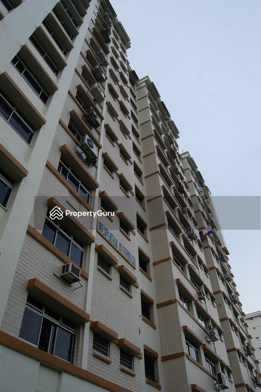 520 Pasir Ris Street 52 #0