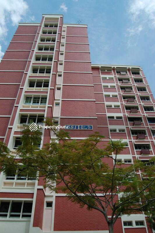 581 Pasir Ris Street 53 #0