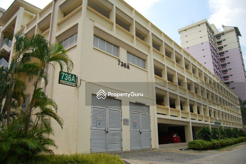 734 Pasir Ris Street 72 #0