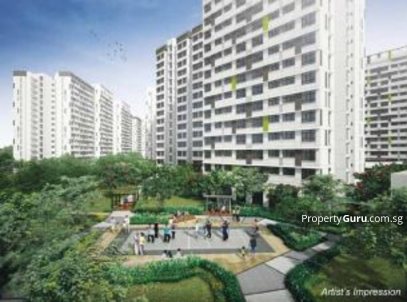 609A Tampines North Drive 1 #0