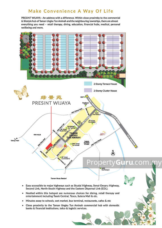 Presint Wijaya@Taman Ungku Tun Aminah #0