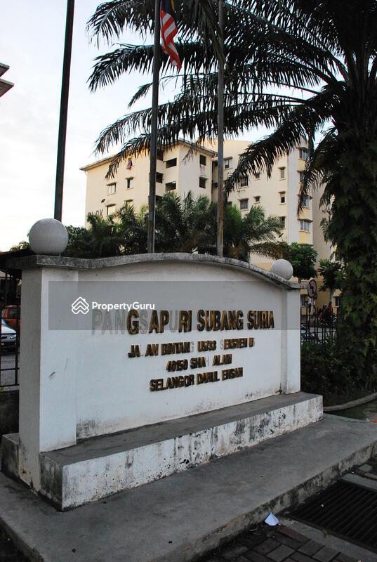 Pangsapuri Subang Suria #0