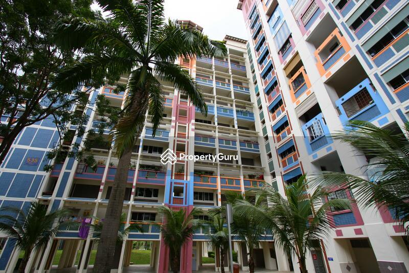 535 Serangoon North Avenue 4 #0