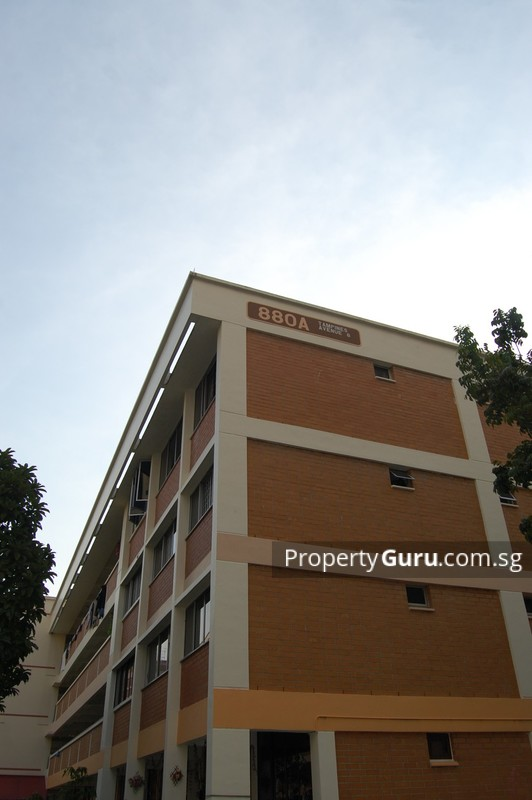 880A Tampines Avenue 8 #0