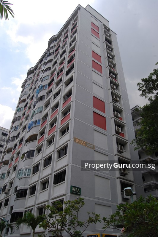 892A Tampines Avenue 8 #0