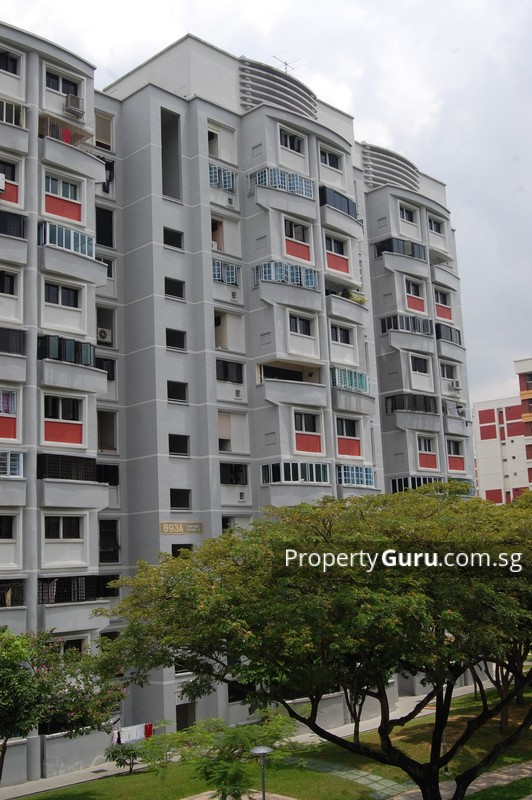 893A Tampines Avenue 8 #0