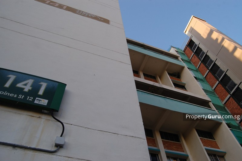 141 Tampines Street 12 #0