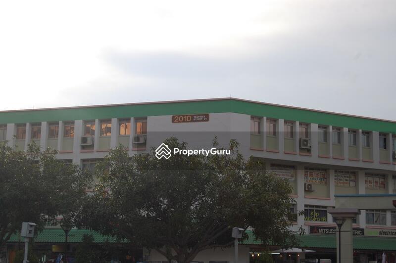201D Tampines Street 21 #0