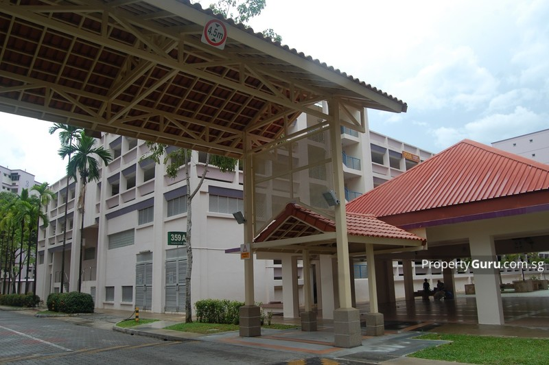 359A Tampines Street 34 #0