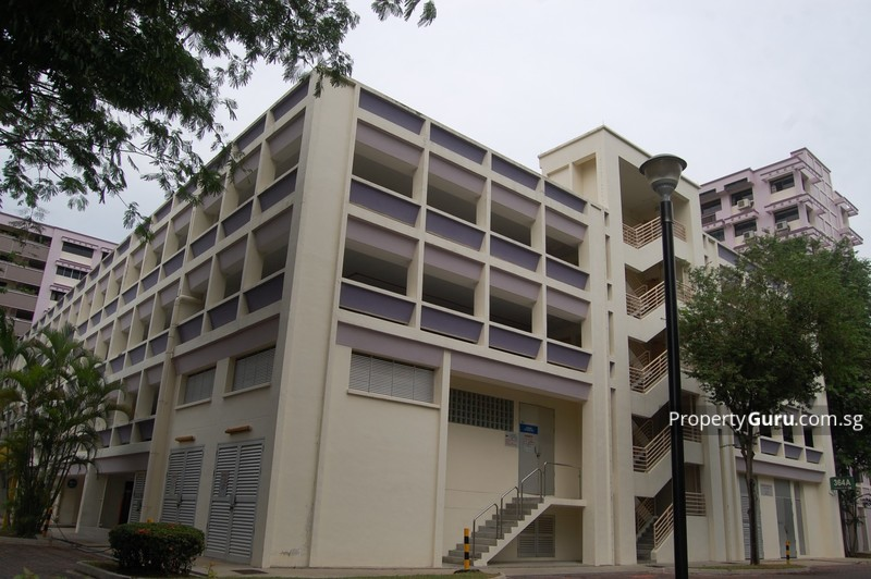 364A Tampines Street 34 #0