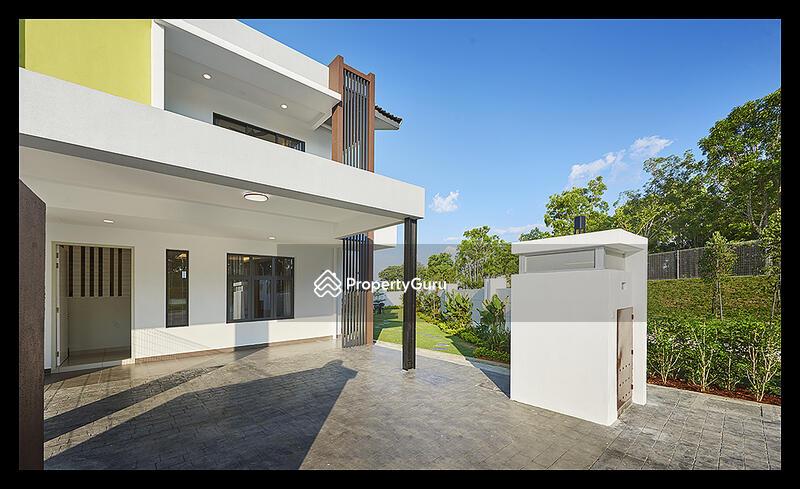 Serimba Terrace @ Bandar Bukit Mahkota #0