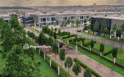 - Setia Business Park 2 - Semi-Detached Factory
