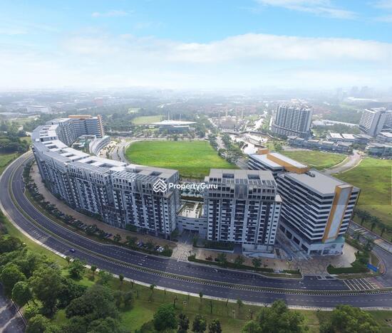 Radia Bukit Jelutong Commercial #131147444