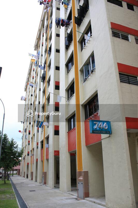 746 Yishun Street 72 #0