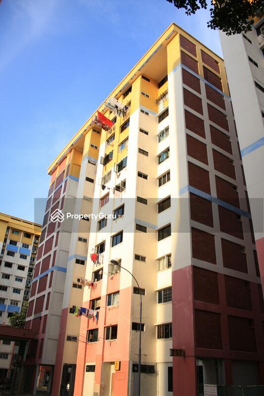 757 Yishun Street 72 #0